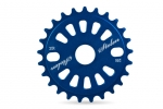 STOLEN CLASS RING III SPROCKET 25T BLUE