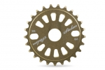 STOLEN CLASS RING III SPROCKET 25T GOLD