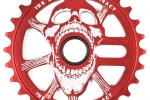 SHADOW SCREAM  SPROCKET 25T RED