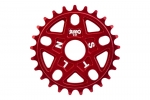 stolen sumo sprocket 25t red