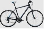 Ποδήλατο CUBE CURVE 2017 BLACK BLUE