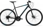 Προσφορά Ποδήλατο CUBE CURVE PRO 2016 BLACK BLUE
