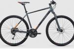 Ποδήλατο CUBE CURVE PRO 2017 GREY